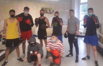 DDR-Meister im Boxen trainiert bei Motor Eberswalde